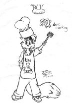 soxcook.jpg by Jesse Fagan (Sox)