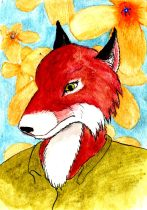 me_t_fox.jpg by Arthur Pearson (Picklejuice)