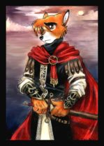 foxname.jpg by Tracy Butler (Hali, Sly)