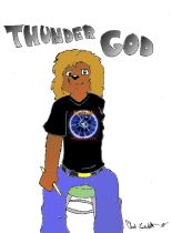 thdrgod.jpg by Chris LaFollette (TheKitFox)