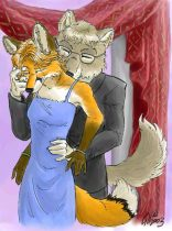 foxwolf03.jpg by Gloria Higginbottom (Twap, Snitter)