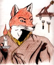 foxbert.jpg by Blair Bryant (Pickalock)