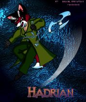 hadrian.jpg by Corwyn Kalenda (Shadow 'n Smudge)