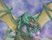 thunder-dragon.jpg by Traci Vermeesch (Ulario)