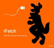 ifetch.jpg by Erika Leigh Rosengarten (Chilly Mouse Mousie)