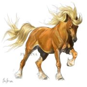 goldenhorse_small_mark.jpg by Therese Larsson (Ailah)