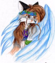 wingwuf.jpg by MaryBeth Kiczenski (SuperCrazzy)