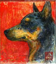 blueheeler.jpg by Allison Reed (javachickn, mudshark)