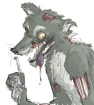 deadwolf.jpg by Niki Foley (Basalt)