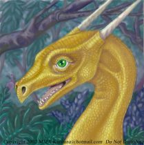 dragonish.jpg by Mary Ames Murphy (Alicorn, Aurinona)