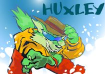 huxley-badge.jpg by Jonas Silver (Jonas)