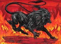 lionbeast2013copy.jpg by Allison Theus (Ali)