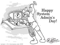 sysadminday.jpg by Dan Ramos (Miles)