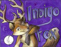 if-indigobadge.jpg by Robin Hall (IndigoFox)