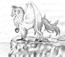hgryph.jpg by Crystal Gafford (Kittrel)