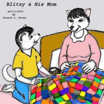 blitzmom.jpg by Donald Brown (oldrabbit)