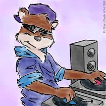 djbear.jpg by Po Shan Cheah (Morton)