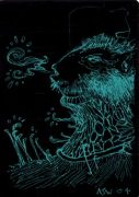 fishywords.jpg by Anthony S. Waters (Fireant)