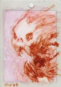 howler.jpg by Anthony S. Waters (Fireant)