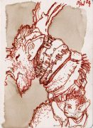 beastnkid.jpg by Anthony S. Waters (Fireant)