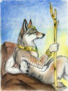 coyoking.jpg by Therese Larsson (Ailah)