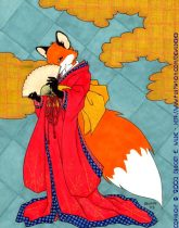 fox_utamaro_c.jpg by Bridget Wilde (Bewildered)