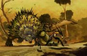 lashingraxis.jpg by Anthony S. Waters (Fireant)