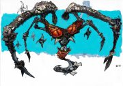 halfspiderclr01.jpg by Anthony S. Waters (Fireant)