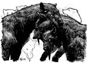 ghostdog.jpg by Anthony S. Waters (Fireant)
