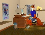 cjb_room.jpg by Clint Buehler (SilverFox)