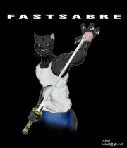 fastsab.jpg by Jason Williams (Ocicat)