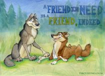 trfriend.jpg by Tracy Reynolds (Calicougar)