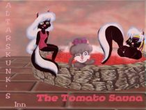 tomato.jpg by Angela Barefield (Meeka the Cat)