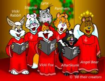 gcchoir.jpg by George R. Eddy (Angel Bear)